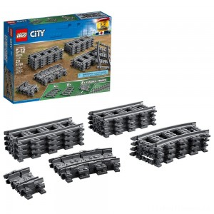 LEGO City Trains Tracks 60205 Clearance Sale