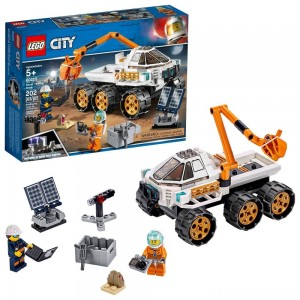 LEGO City Space Port Rover Testing Drive 60225 Clearance Sale