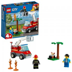LEGO City Barbecue Burn Out 60212 Clearance Sale