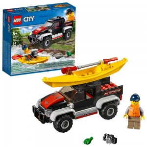 LEGO City Kayak Adventure 60240 Clearance Sale