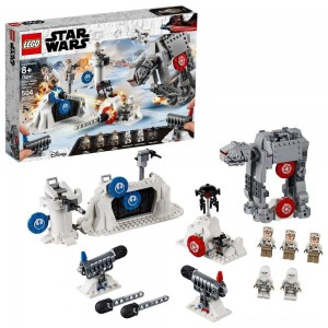 LEGO Star Wars Action Battle Echo Base Defense 75241 Clearance Sale