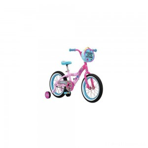 "LOL Surprise 16"" Kids Bike - Pink, Girl's Clearance Sale"