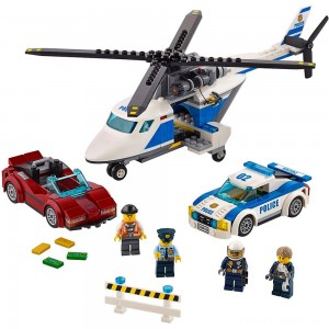 LEGO City Police High-speed Chase 60138 Clearance Sale
