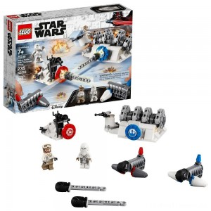 LEGO Star Wars Action Battle Hoth Generator Attack 75239 Clearance Sale