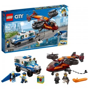LEGO City Sky Police Diamond Heist 60209 Clearance Sale