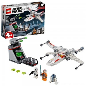 LEGO Star Wars X-Wing Starfighter Trench Run 75235 Clearance Sale
