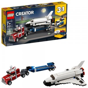 LEGO Creator Shuttle Transporter 31091 Clearance Sale