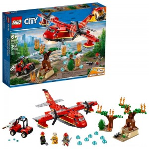 LEGO City Fire Plane 60217 Clearance Sale
