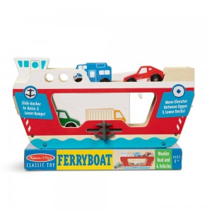 Melissa & Doug Ferryboat Clearance Sale
