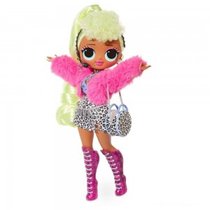 L.O.L. Surprise! O.M.G. Lady Diva Fashion Doll with 20 Surprises Clearance Sale