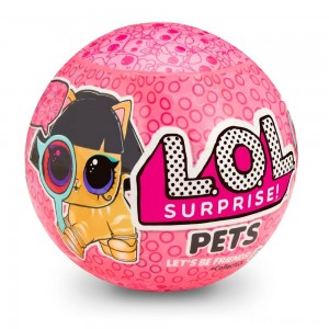 L.O.L. Surprise! Eye Spy Pets Series 1-2 Clearance Sale