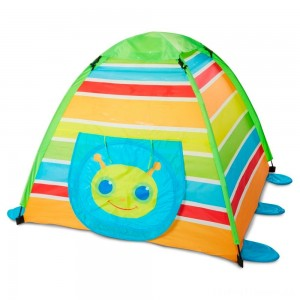 Melissa & Doug Giddy Buggy Camping Tent Clearance Sale