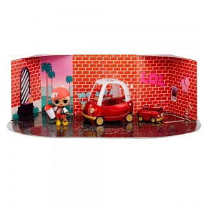L.O.L. Surprise! Furniture with Cozy Coupe & M.C. Swag Clearance Sale