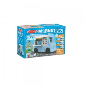 Melissa & Doug Magnetivity - Food Truck Clearance Sale