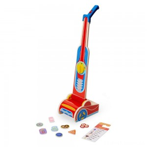 Melissa & Doug Vacuum, housekeeping toys Clearance Sale