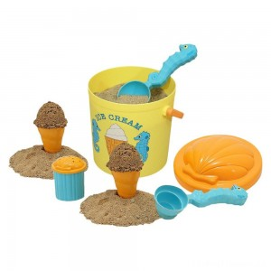 Melissa & Doug Sunny Patch Speck Seahorse Sand Ice Cream Play Set Clearance Sale