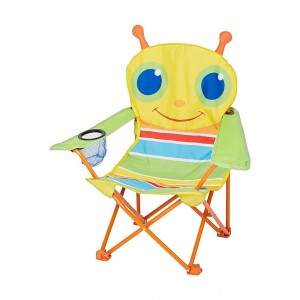 Melissa & Doug Sunny Patch Giddy Buggy Folding Lawn and Camping Chair Clearance Sale