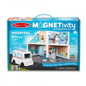 Melissa & Doug Magnetivity - Hospital Clearance Sale