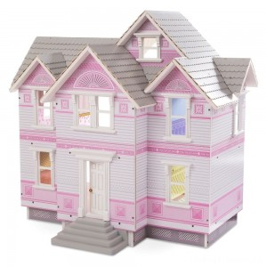 Melissa & Doug Victorian Dollhouse Clearance Sale