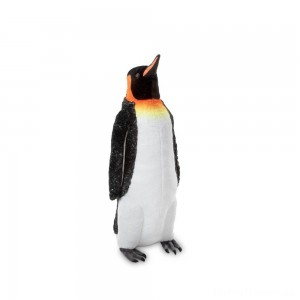 Melissa & Doug Emperor Penguin Clearance Sale