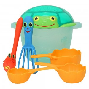 Melissa & Doug Seaside Sidekicks Sand Baking Set Clearance Sale