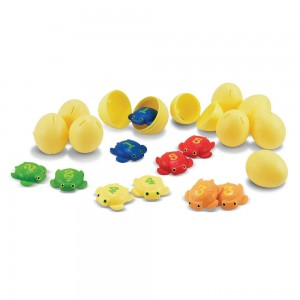 Melissa & Doug Sunny Patch Taffy Turtle Catch and Hatch Pool Game With 10 Turtles and 10 Eggs Clearance Sale