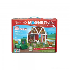 Melissa & Doug Magnetivity - On the Farm Clearance Sale