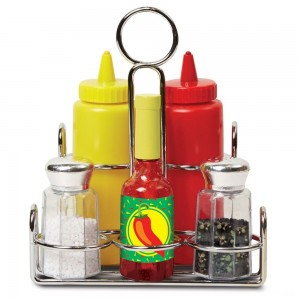 Melissa & Doug Condiment Set Clearance Sale