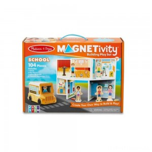 Melissa & Doug Magnetivity - School Clearance Sale