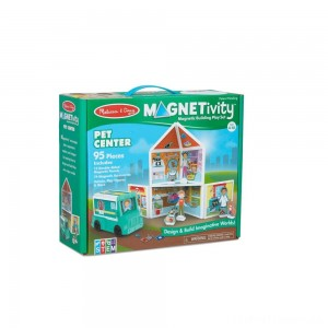 Melissa & Doug Magnetivity - Pet Center Clearance Sale